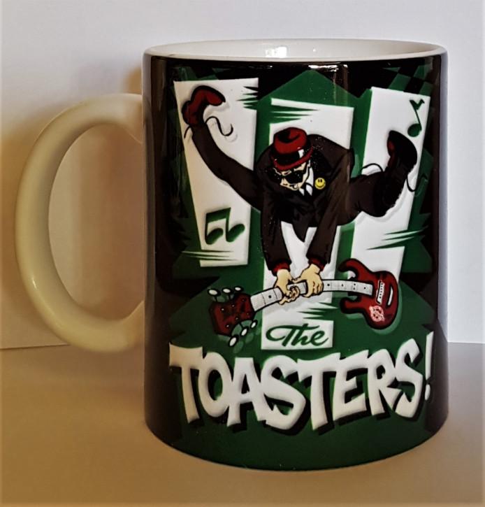 THE TOASTERS JUMP KAFFEEBECHER