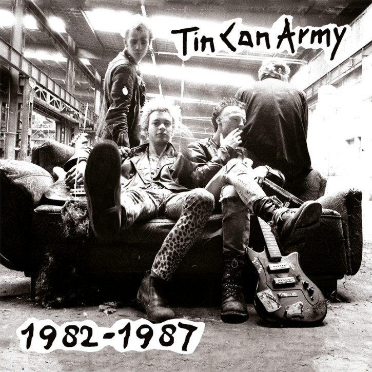 TIN CAN ARMY 1982-1987 LP