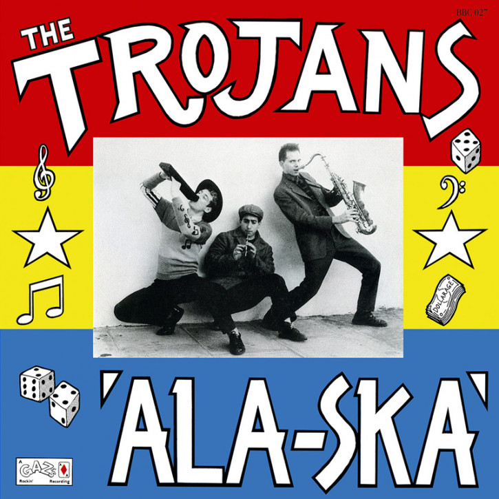 THE TROJANS ALA-SKA LP