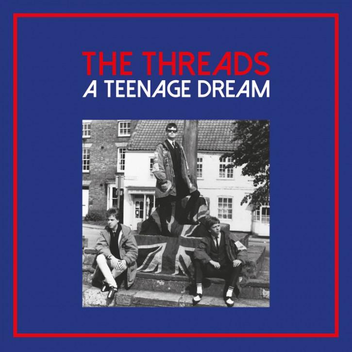 THE THREADS A Teenage Dream 3 LP SET
