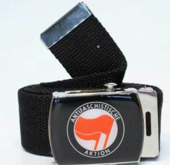 ANTIFASCHISTISCHE AKTION BELT RED/RED