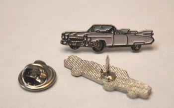 CADILLAC ELDORADO BIARRITZ 1959 PINK PIN