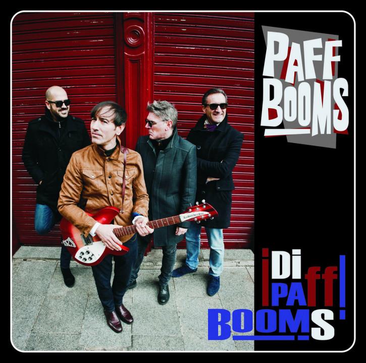 Paff Booms - Di Paff Booms LP