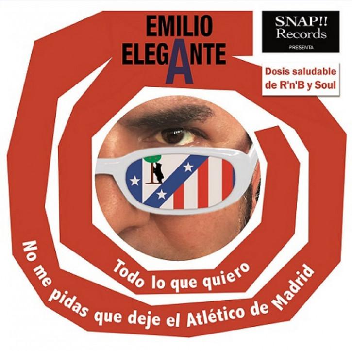Emilio Elegante - No Me Pidas Que Deje El Atlético de Madrid 7