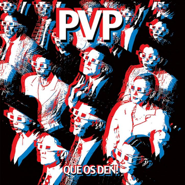 P.V.P. - Que Os Den EP