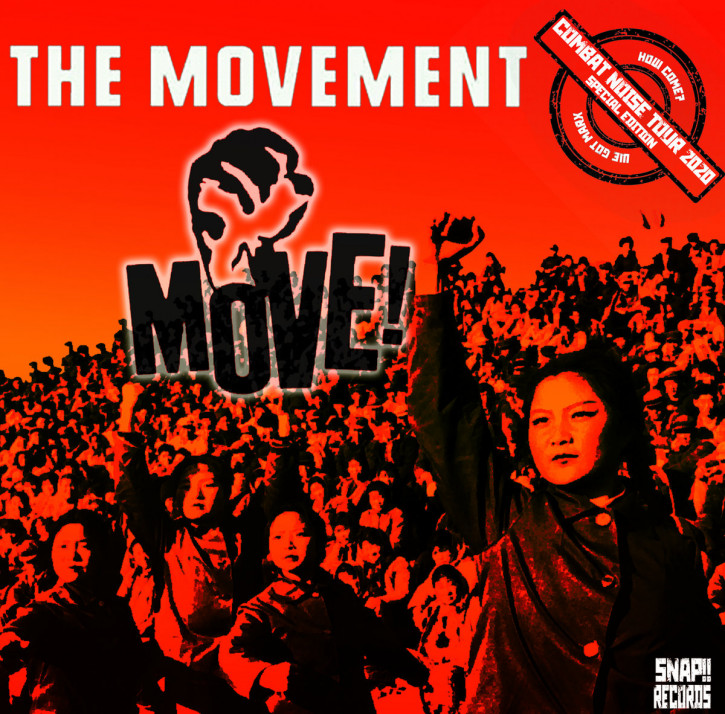 The Movement/Suzio 13 Combat Noise Tour 2020 7-EP