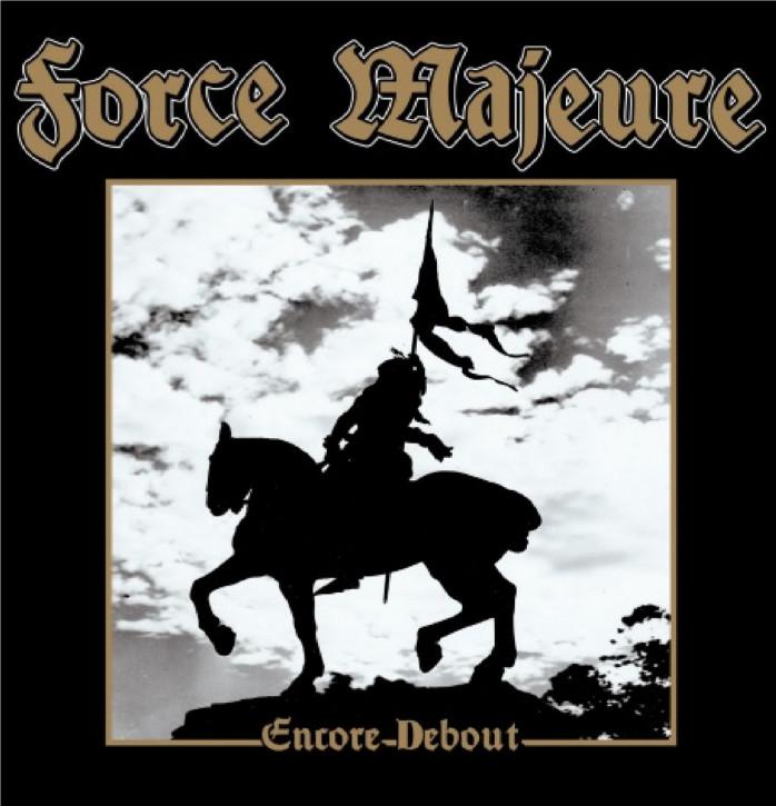 FORCE MAJEURE  Encore debout EP