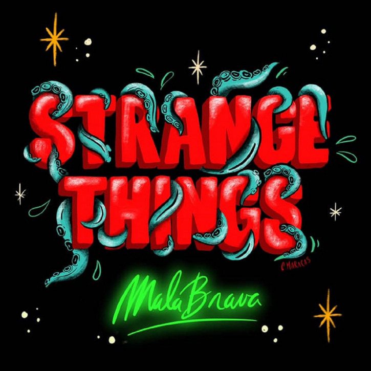 MalaBrava - Strange Things EP 10inch