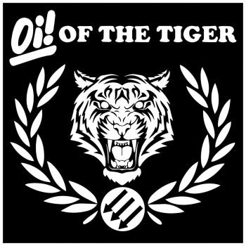 Oi! of the Tiger - RASH LP + CD