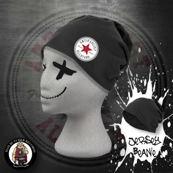 ANTIFASCIST ALLSTARS BEANIE ROT