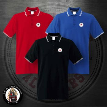 ANTIFASCIST ALLSTARS POLO