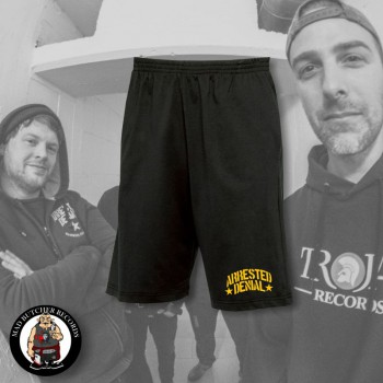 ARRESTED DENIAL SHORTS