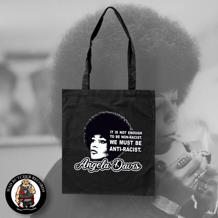 ANGELA DAVIS IT IS NOT ENOUGH BAG