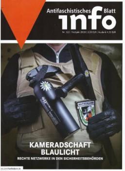 Antifaschistisches Infoblatt #122 - Frühjahr 2019