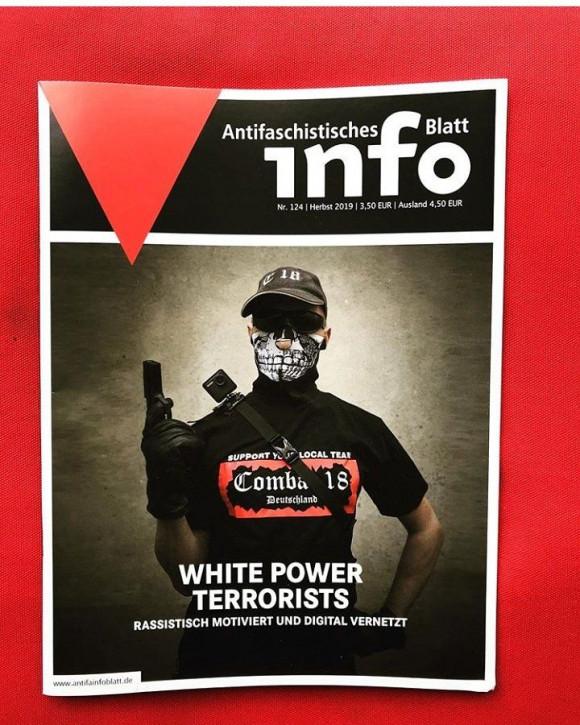 Antifaschistisches Info-Blatt #124 Herbst 2019