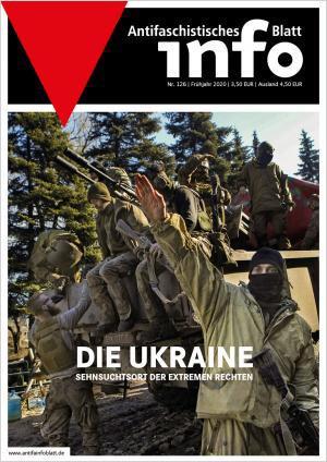 Antifa Infoblatt Nr. 126 / spring 2020