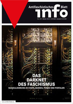 Antifaschistisches Infoblatt #125 - Winter 2019