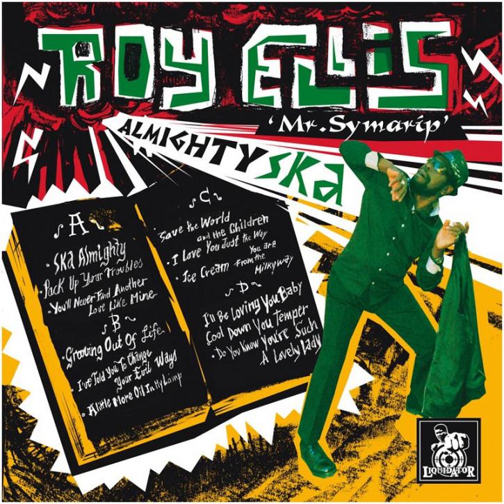 Roy Ellis / Mr. Symarip: Almighty Ska D-LP