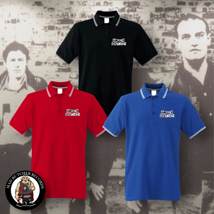 ANGELIC UPSTARTS POLO
