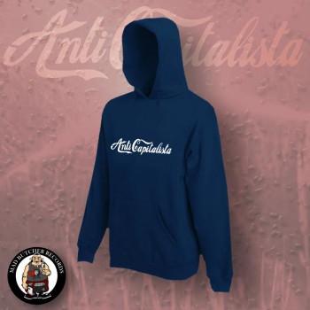 ANTI CAPITALISTA HOOD XL / navy