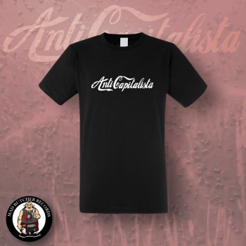 ANTI CAPITALISTA T-SHIRT Black / L