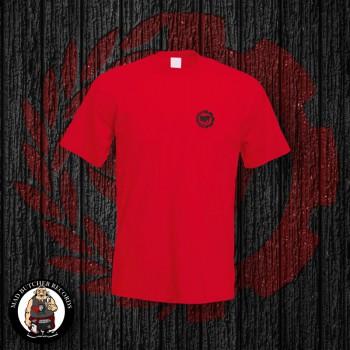 AFA LOGO SMALL T-SHIRT L / red