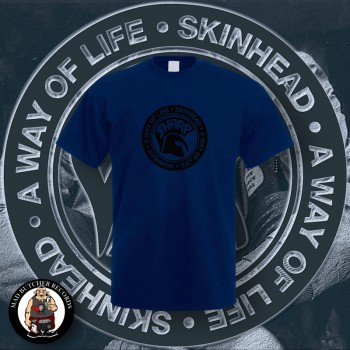 SHARP A WAY OF LIFE T-SHIRT NAVY / 4XL