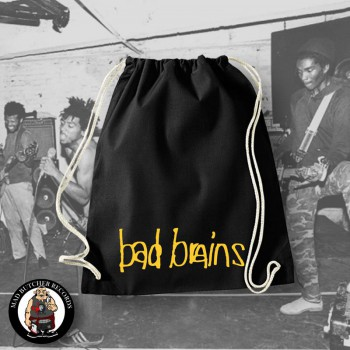 BAD BRAINS WRITTING GYM SAC