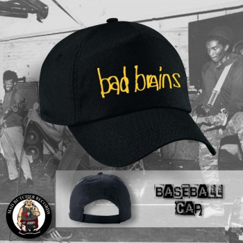 BAD BRAINS BASECAP