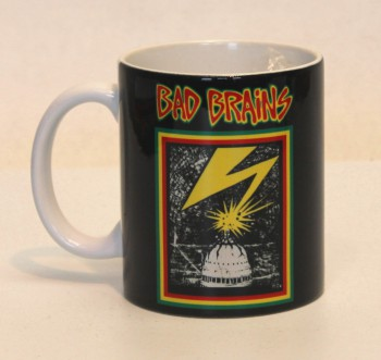 BAD BRAINS KAFFEEBECHER