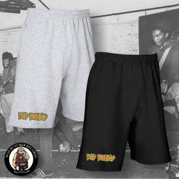BAD BRAINS LOGO SMALL SHORTS