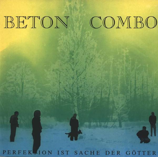 Beton Combo – Perfektion Ist Sache Der Götter LP