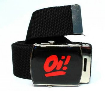 OI! BELT RED