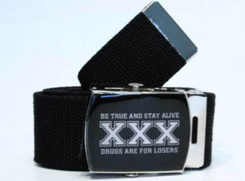 STRAIGHT EDGE BELT