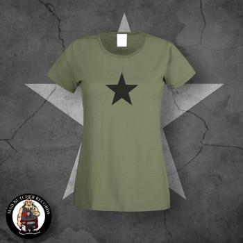 BLACK STAR GIRLIE S / OLIVE