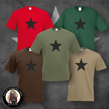 BLACK STAR T-SHIRT