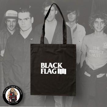 BLACK FLAG LOGO TASCHE