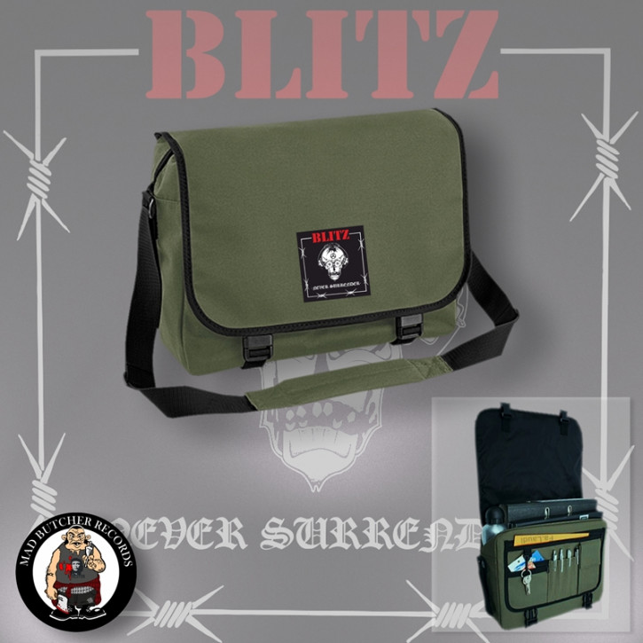 BLITZ MESSENGER BAG OLIVE