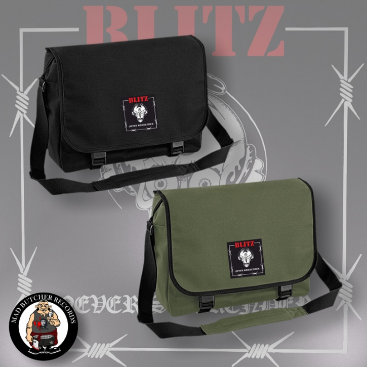 BLITZ MESSENGER BAG