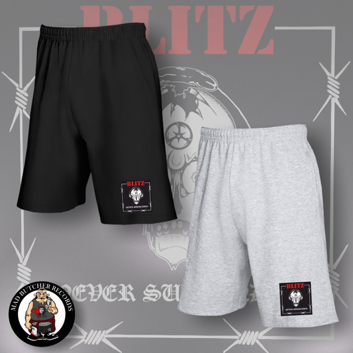 BLITZ NEVER SURRENDER SHORTS