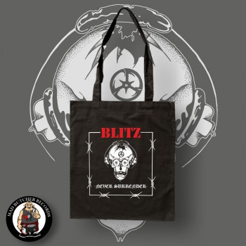 BLITZ NEVER SURRENDER TASCHE