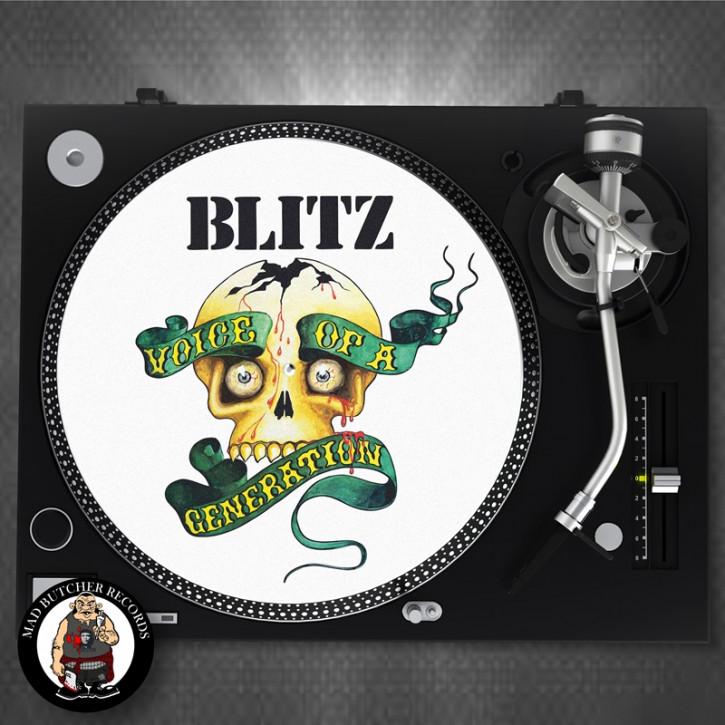 BLITZ VOICE OF A GENERATION SLIPMAT