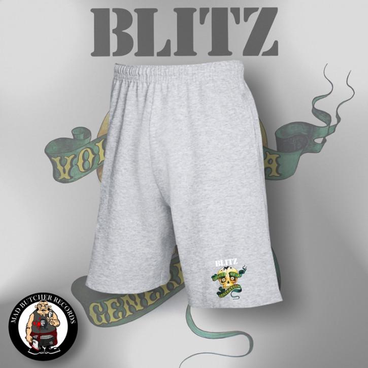 BLITZ VOICE OF A GENERATION SHORTS XL / GRAU