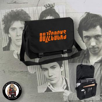 BUZZCOCKS MESSENGER BAG ORANGE