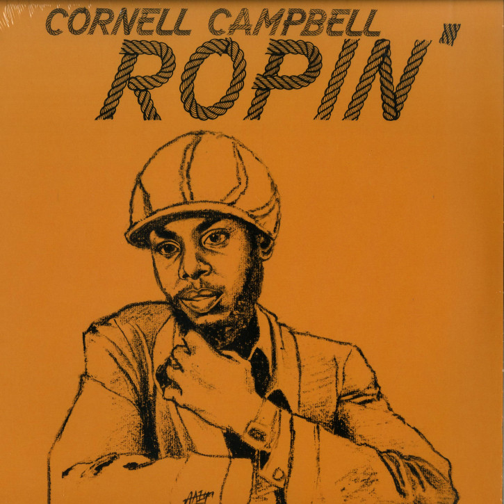 Cornell Campbell Ropin' LP