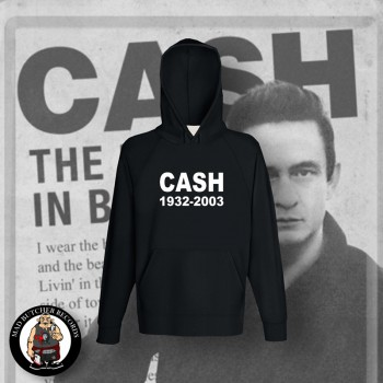 CASH 1932 - 2003 HOOD Black / 3XL