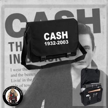 CASH 1932 - 2003 MESSENGER BAG Black