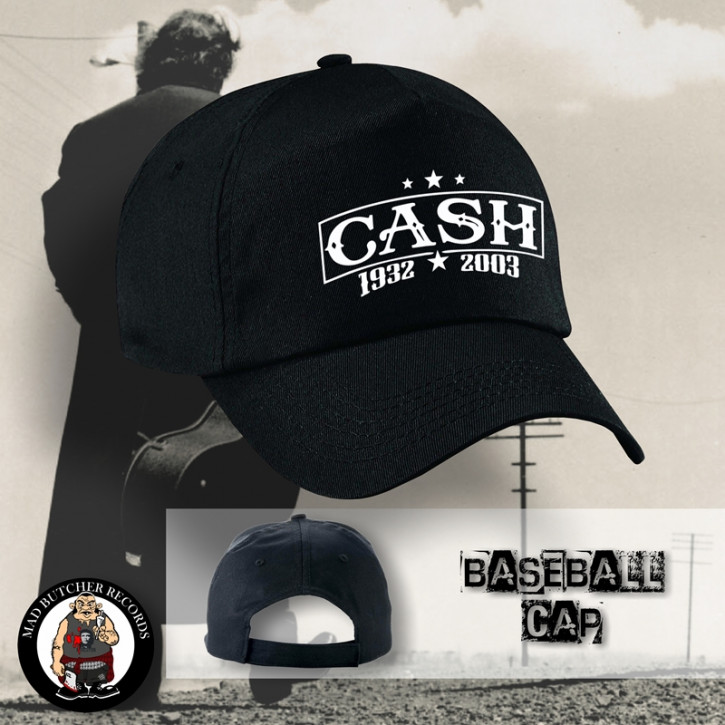 CASH 1932 - 2003 SMALL BASECAP