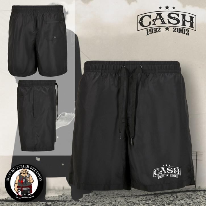 JOHNNY CASH BADESHORTS