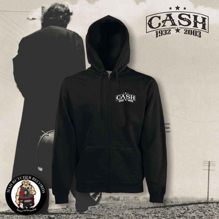 CASH 1932 - 2003 SMALL ZIPPER